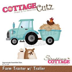 CottageCutz - Farm Tractor...