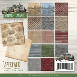Amy Design - Papirpakke -...
