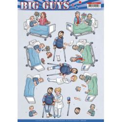 Yvonne Creations - Big Guys...