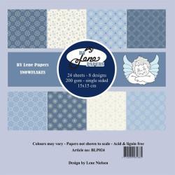 By Lene - Papirpakke 15x15...