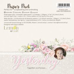 LemonCraft - Papirblok...