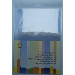 JEJE - Transparant Plastic...