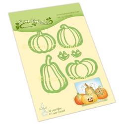 Leane Creatief - Pumpkins -...