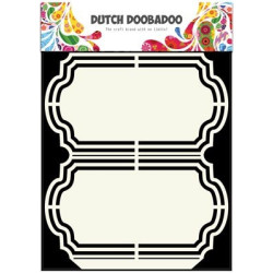 Dutch Dobadoo - Shape Art -...