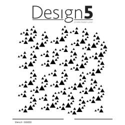 Design5 - Stencil - Triangles