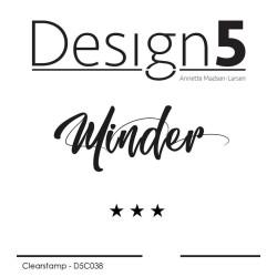 Design5 - Stempel - Minder...