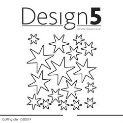Design5 - Stars - D5D019