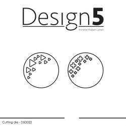 Design5 - Circles 1 - D5D022