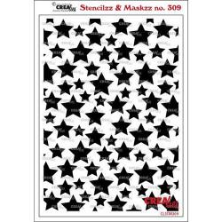 CREAlies - Stencils - Stars