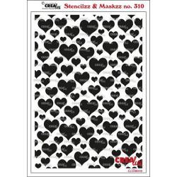 CREAlies - Stencils - Hearts