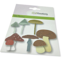 CraftEmotions - Mushroom...
