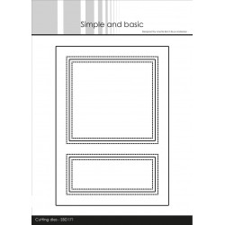 Simple And Basic - A6 Card...