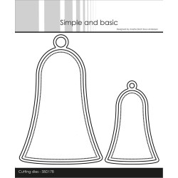 Simple And Basic - Bell Tag...