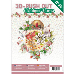 3D Push Out Book -...