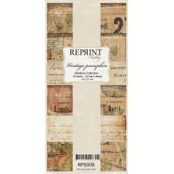 Reprint - Papirpakke 10x21...