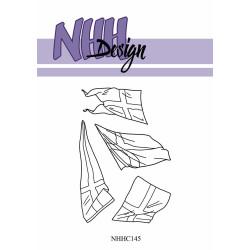 NHH Design - Stempel - Flag...