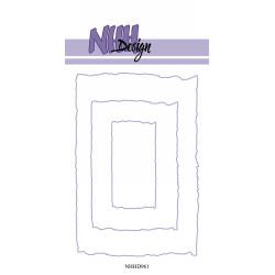 NHH Design - Torn Paper A6...