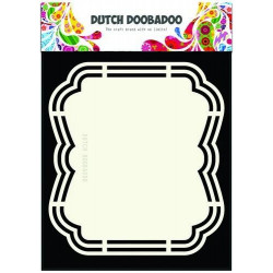 Dutch Doobadoo - Shape Art...