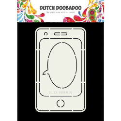 Dutch Doobadoo - Card Art -...