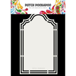 Dutch Doobadoo - Shape Art - Label A5