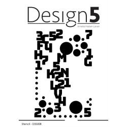 Design5 - Stencil - Mixed...