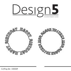 Design5 - Circle Texts -...