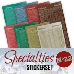Stickers Pakke -...