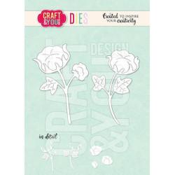 Craft & You - Cotton Flower...