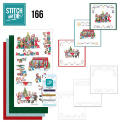 Stitch And Do 166 - The Heart Of Christmas