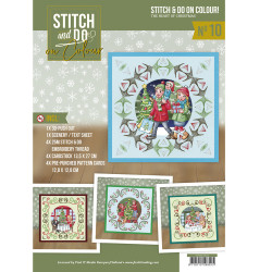 Stitch And Do - On Colour...