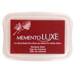MEMENTO De Luxe - Rhubarb...