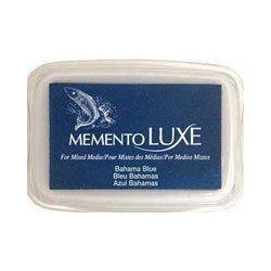MEMENTO De Luxe - Bahama Blue