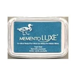 MEMENTO De Luxe - Teal Zeal