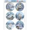 Pushout - Amy Design - Scenery - Awesome Winter - Cirkel - CDS10065