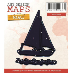 Amy Design - Maps - Boat -...