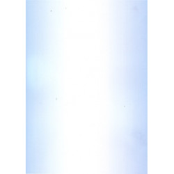 Skyggekarton - A4 - Lys Blå