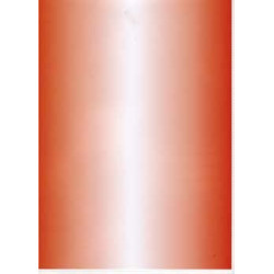 Skyggekarton - A4 - Rød