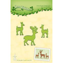 Leane Creatief - Deer -...