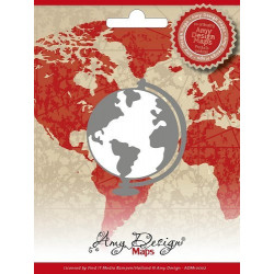Amy Design - Maps - Globe -...