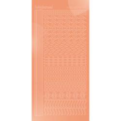 Carddeco - Lyserød - 30,5x30,5cm