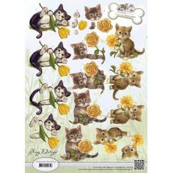 Amy Design - Animal Medley...