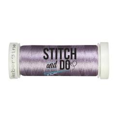Stitch And Do - Aubergine