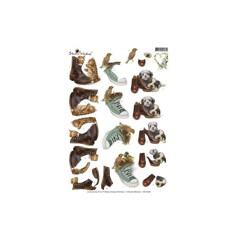 Carddeco karton - Okker Gul - 13,5x27cm