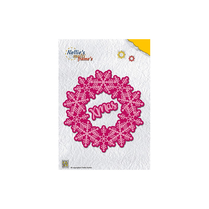 Carddeco karton - Gamle pink - 13,5x27cm