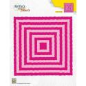 Carddeco - Gamle pink - 30,5x30,5cm