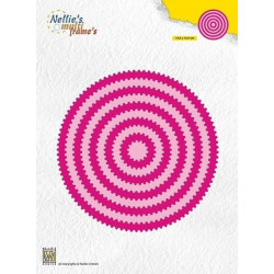 Stitch & do tråd rulle - Chokolade brun - 200m