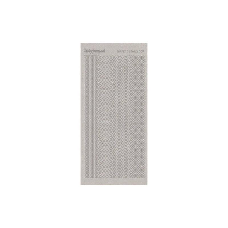 Halvperler selvklæbende 3mm 150 stk Gul/Guld Nuancer