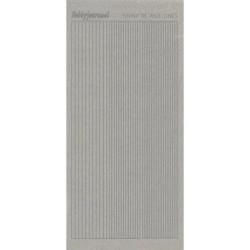 Shiny Details - Lines - Sølv