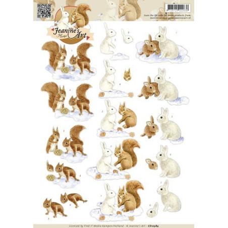 Marianne Design Creatables - Hearts & Cotton Lace - LR0413