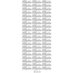 Starform 631 - Tekst I Sølv